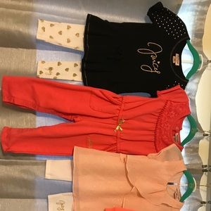 Bundle 3 Outfits 24M Juicy Couture Good Condition